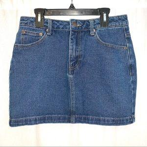 Forever 21 Women's Denim Skirt Size M